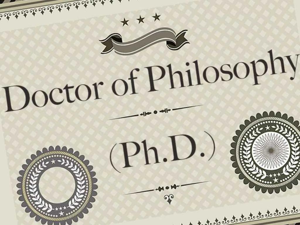 Online degree Ph.d- Megaversity
